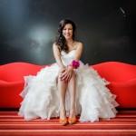 Bruid: Rachelle Fotografie: 2rings.nl