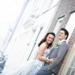 Bruid: Denise Fotografie: Robert Mouthaan