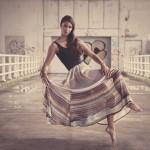 model Lisa van Wayenburg Fotografie Rick Nadal Styling Janneke Kole
