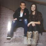 Haar en Make-up Bij Dan Karaty en Sophie Veldhuizen voor Proud Magazine