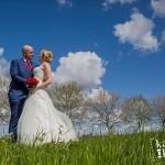 Bruid Jovie Haar en make-up: Irene van der Hart