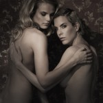 Models:  lieke&ceylin Agency: EvD Fotografie: Paul de Graaff Muah: Irene van der Hart