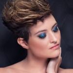 Model: Gabriëlle Fotografie: Emiel Lops Muah: Irene van der Hart